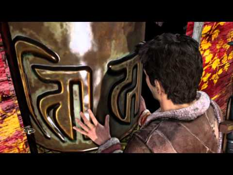 Uncharted™: The Nathan Drake Collection CHAPTER 23 PUZZLE WALKTHROUGH