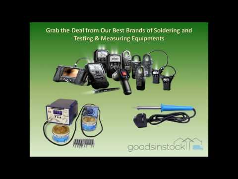 GoodsInStock - Online Marketplace For Industrial Goods