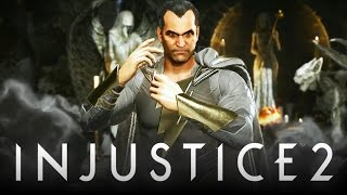 Injustice 2: Black Adam Official REVEAL! -