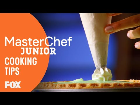 Cooking Tips: How To Make An Exceptional Pie | Season 5 | MASTERCHEF JUNIOR