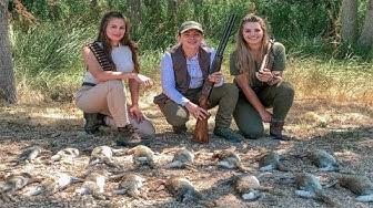 Imagen del video: La mujer cazadora del siglo XXI