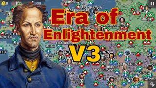 Mod Review European war 4 :The Era of Enlightenment (V3)