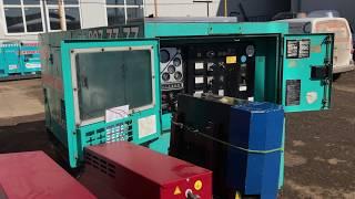 видео Электрогенераторы дизельные мощностью до 8 кВт