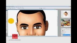 كلام مصممين - الرسم والتلوين الكارتوني