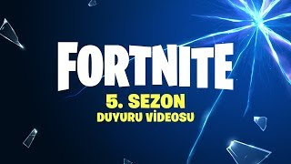 FORTNITE 5. CURRENT SEASON | ANNOUNCEMENT TRAILER