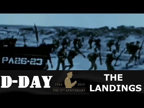 THE LANDINGS - D-Day 75th Anniversary Part 2 (Mini-Documentary)