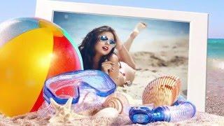 Слайд шоу «Летние каникулы» - музыка и эффекты! Шум прибоя - музыка для слайд шоу