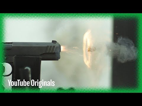 Something's Off About This Slow-Motion Bullet Video
