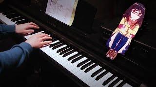 Fuuka Ed 2 Yukihanabi 風夏 Piano