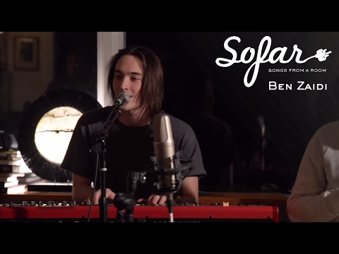 Ben Zaidi - Choose You Twice | Sofar Seattle