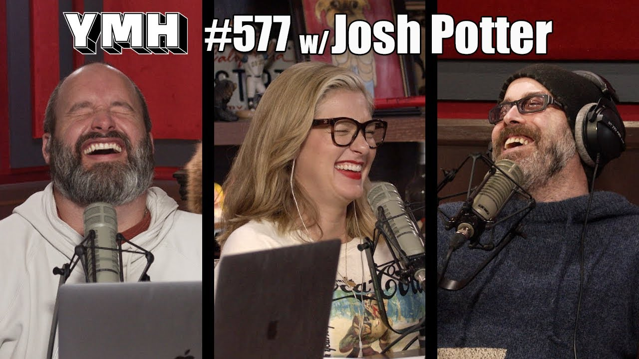 Your Mom S House Podcast Ep 577 W Josh Potter The largest collection of harry potter and fantastic beasts merchandise under one roof 935 broadway, nyc flatiron district house podcast ep 577 w josh potter