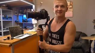 бюджетный монстр - стабилизатор Isteady  Canon 24mm, 16-35mm, 24-70mm
