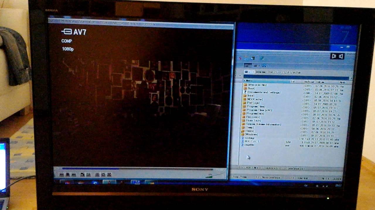Sony KDL-46V3000 black screen problem