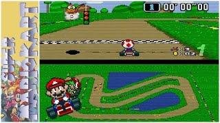 SMK Universe 1 (2010) | Super Mario Kart Hack