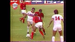 ملخص مباراة .. الزمالك والأوليمبي (3-0) 1987-1988 بالدوري المصري تعليق حسين مدكور