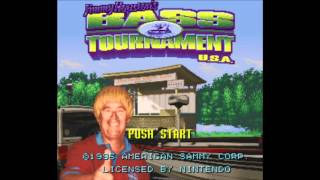 Jimmy Houstons Bass Tournament U.S.A. Intro (SNES Introduction)