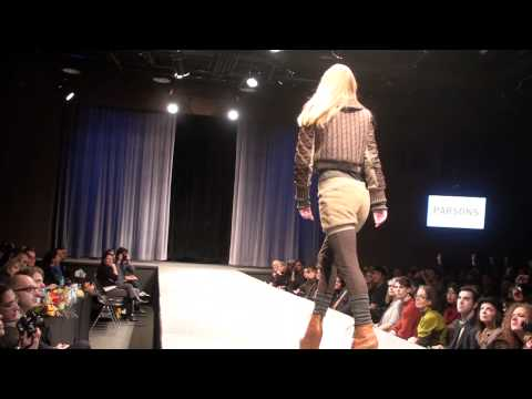 Fusion Fashion Show 2012 Part 1