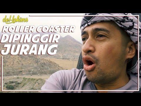 Roller Coaster Di Pinggir Jurang