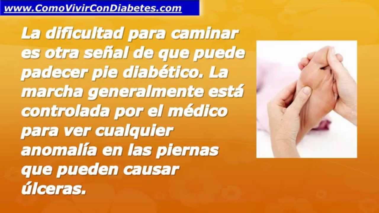 Pie Diabetico Síntomas | Sintomas Del Pie Diabetico - YouTube