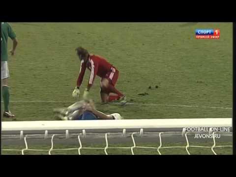 Азербайджан-Северная Ирландия 2:0 ( 11 октября 2013)