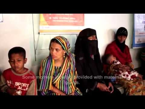 Documentary on Maternal Health & Child Health Issues (Shibpasha Union)