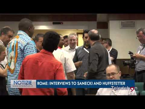 Interviews to Sanecki and Huffstetter