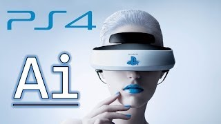 Repeat youtube video PS4 Virtual Reality Headset Coming Soon