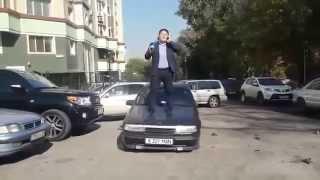 СтопХам по Казахски!!!  Бейсбольная бита!!!