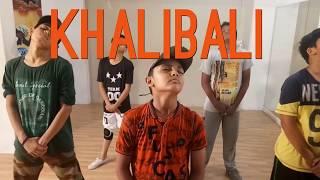 Khalibali Dance - Ranveer Singh | Deepika Padukone | Shahid Kapoor | Padmavat | choreography