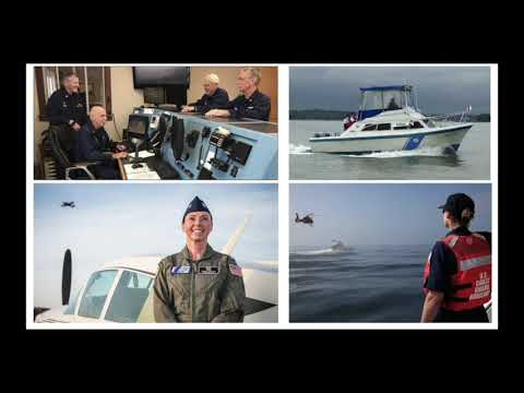 Coast Guard Auxiliary Recruiting And Retention Video