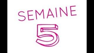5EME SEMAINE DE GROSSESSE   7 SA