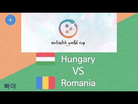 osu!catch World Cup 2017 Group Stage - Group H - Hungary vs Romania