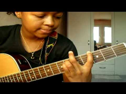 WaYs LiNn - How To Play Where Does The Good Go (Tegan&Sara)