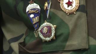 Печёнкин Борис Борисович (д.Гарболово) - ветеран войны в Афганистане