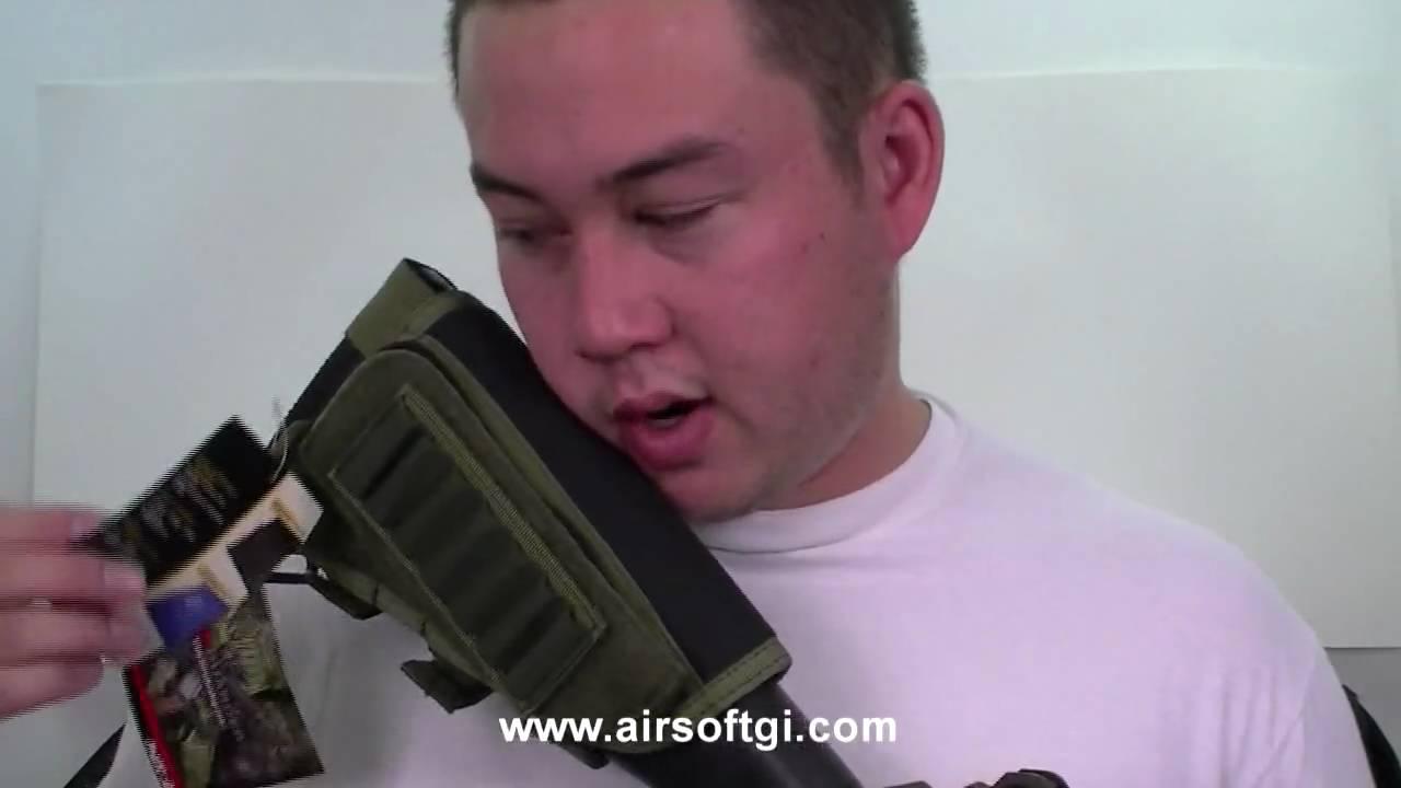Airsoft GI - Guarder Cheek Pad