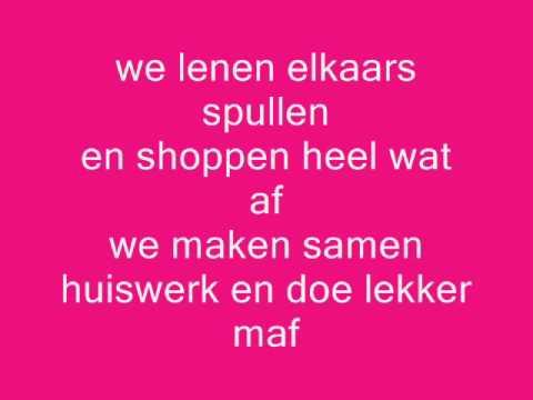 Yara&Anjes-vriendschap (lyrics)