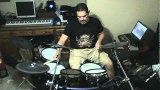 Beto y Los Fairlanes - Popacito (Drum Cover)