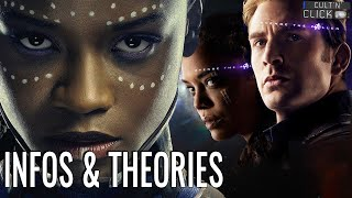 Avengers Endgame : Analyse des affiches + Théories Valkyrie