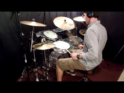 SPOONMAN - SOUNDGARDEN DRUM COVER HD - DRUM GENIE