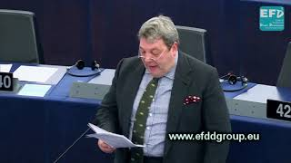 Failing to Plan is Planning to Fail - Brexit MEP David Coburn