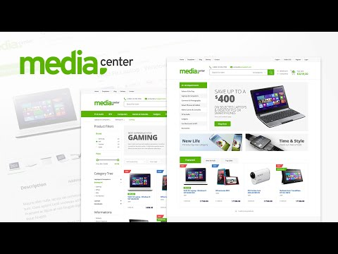 MediaCenter – WordPress Theme Installation & Setup
