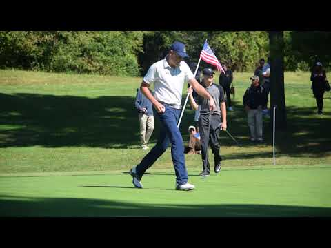 Army-Navy Golf Highlights