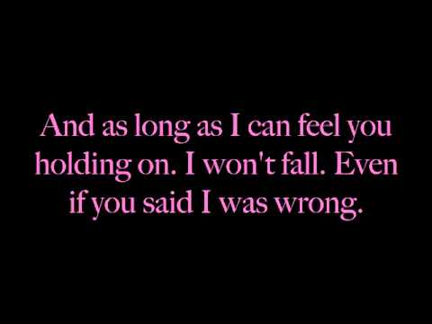 Perfect - Hedley (lyrics)