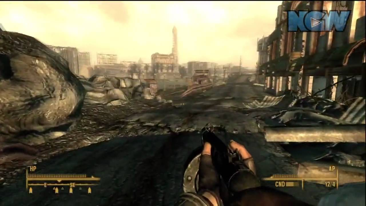 Fallout 3: You Gotta Shoot 'Em in the Head - Mission ...