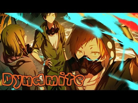 Nightcore - Dynamite [Rock Cover]