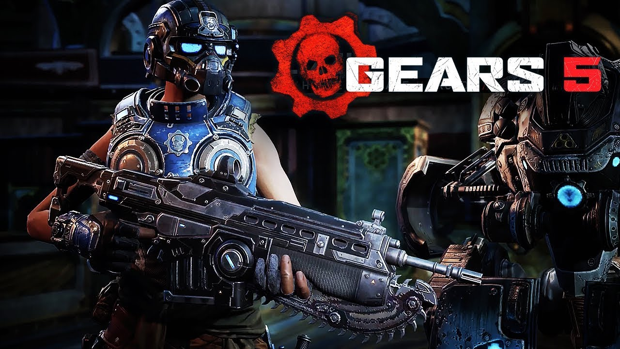 Gears 5: Operation 2 - Official Free For All Gameplay Features Trailer thumbnail