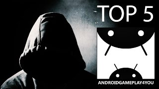 TOP 5 Mystery&Scary Android Games 2016 (HD)