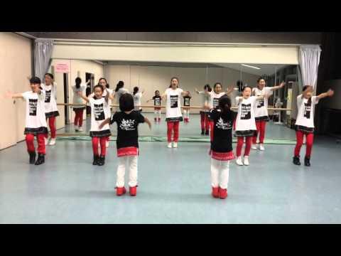 ぼよよん行進曲 by MHS Hip Hop School