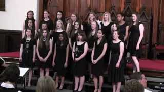 Mars Hill Academy Spring Concert 2015 - Sing for Joy