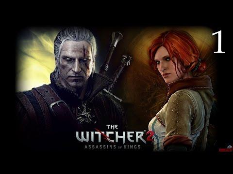 The Witcher 2 Assassins of Kings Прохождение Серия 1 (Осада)